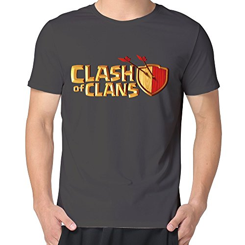 MARY Men's Strategy Video Games Clash Of Clans - Clash Of Clans T Shirt