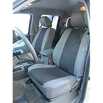Tractor Seat Cover Grey Universal Front Seat Fits Car Van Tractor Vehicles
