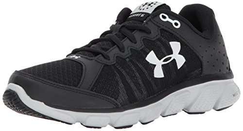 Under Armour Womens Freedom Assert 6 Black / Steel / White