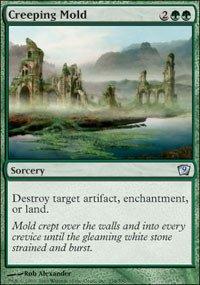Creeping Mold (Magic: the Gathering - Creeping Mold - Ninth Edition)