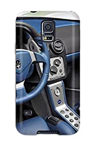 New Style Case Cover JdZOPkh3469ZSYJc Maserati Mc12 24 Compatible With Galaxy S5 Protection Case