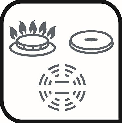 Black Tefal Ideal Mini Chefs Non-stick Frying Pan