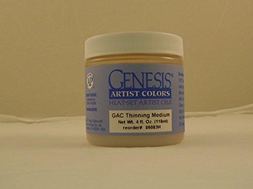 Genesis GAC Thinning Medium - 4 oz. (Thinning Medium)