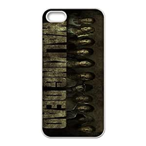 2015 The Walking Dead Phone Case and Cover and Cover for Iphone 5S