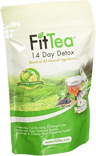 FitTea 14 Day Detox Program product image