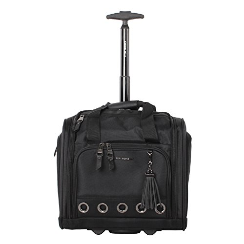 Leisure Sale Suits For (Steve Madden Luggage Wheeled Suitcase Under Seat Bag (B-Social)
