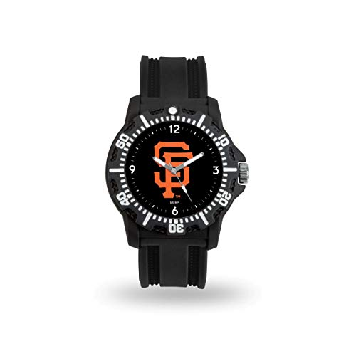 (Rico Industries MLB San Francisco Giants Model 3Men's Watch, Black, One Size)