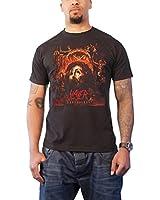 Slayer Repentless Album cover Official Mens New Black T Shirt
