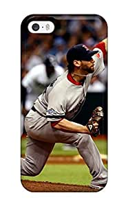 boston red sox MLB Sports & Colleges best ipod touch5 cases 7114754K859517548