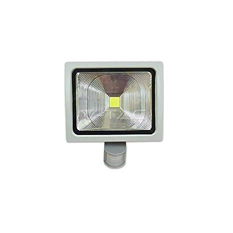 V-TAC 5387 - Reflector led (30 W sensor de movimiento led de chip
