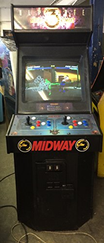 mate Arcade Game | Original Machine Manufactured by Midway | 90 Day Warranty by Vintage Arcade Superstore ()