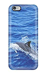 Hot ZLxyZEJ6259yLZMf Case Cover Protector For Iphone 6 Plus- Dolphins