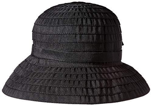 (San Diego Hat Co. Women's RBS299OSBLK, Black, One Size)
