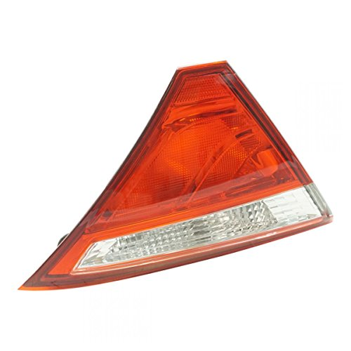 Inner Trunk Lid Mounted Tail Light Lamp Driver Side LH for Toyota Camry (Toyota Lid Camry Trunk)