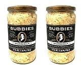 Bubbies Sauerkraut, 25 Ounce, 2 Pack