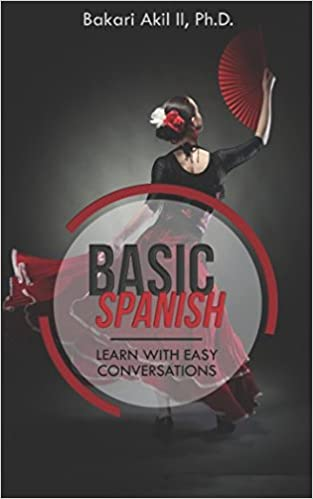 Basic Spanish: Learn With Easy Conversations Cover Art