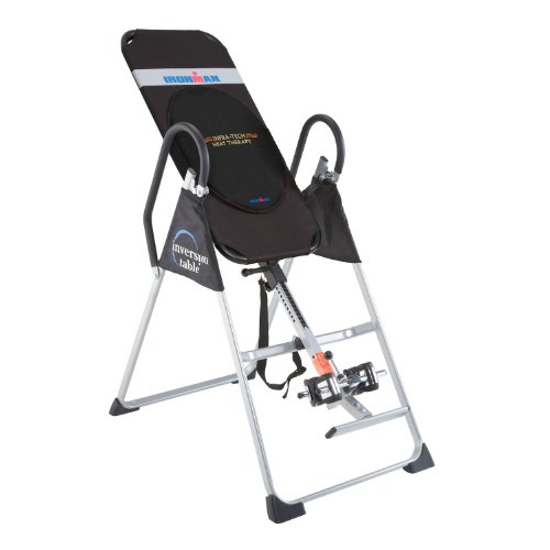 Ironman Gravity 1000 with Heat Therapy Cushion