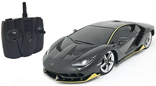 2.4Ghz 1/18 Scale Lamborghini Centenario Radio Remote Control Sport Racing Car RC (Gray)