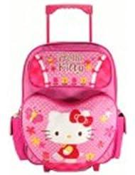 Rolling Backpack - Hello Kitty - Garden (16 Large School Bag