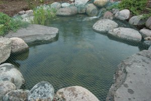 Aquascape 98002 Protective Pond Netting by Aquascape 28' x 30'