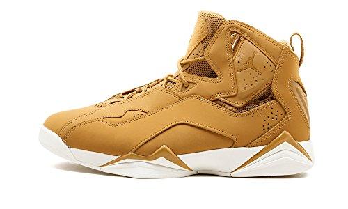 - Jordan Men's True Flight Basketball Shoe, Golden Harvest/Golden Harvest-Sail, 11.5
