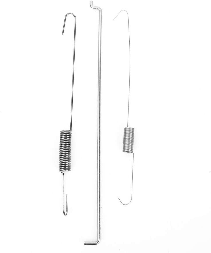Broco Generator Teile Gasreglerverbindungs Rod Speed Control Feder R/ückstellfeder for GX160