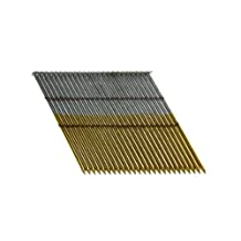 B&C Eagle 312X131HD/28 Offset Round Head 3-1/2-Inch X 0.131 X 28 Degree Hot Dip Galvanized Smooth Shank Wire Collated Framing Nails (2,000 Per Box)