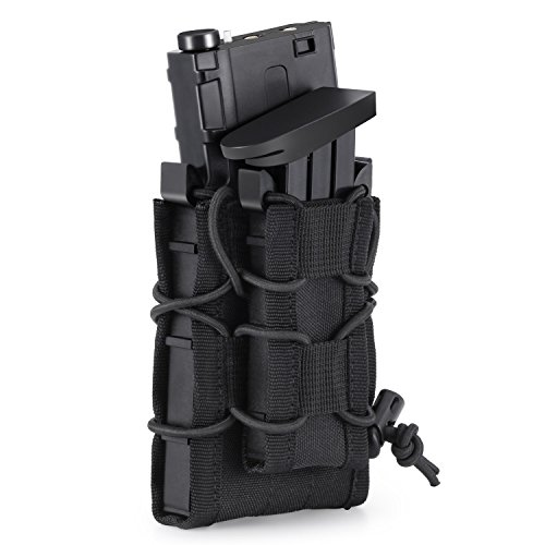 Barbarians Tactical Magazine Pouch, MOLLE Mag Holder for AR15/M4/M16/G36 magazines (Mag G36 Pouch)