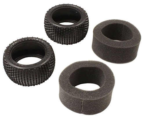 Kyosho Rear tire RC Parts for Super Soft Two Turbo Scorpion with Input Inner FAT202SS