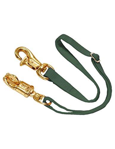 Tough 1 Adjustable Trailer Tie, Hunter Green (Tack 1)