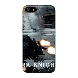 Slim Fit Tpu Protector Shock Absorbent Bumper Anne Hathaway In Dark Knight Rises Case For Iphone 5/5s
