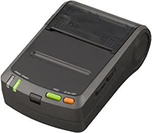 Seiko instruments DPU-S245 portátil Bon - Impresora portátil para etiquetas juego de puerto serie, USB, infrarrojos, Bluetooth
