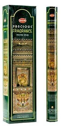 Precious Fragrance - Hem Jumbo 16 Inch Incense Sticks 10 Stick Hexagon Box (Set of 6)