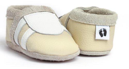 little foot company®, handgemachte Markenqualität aus Deutschland, weiches Komfortleder, Krabbelschuhe, Babypuschen