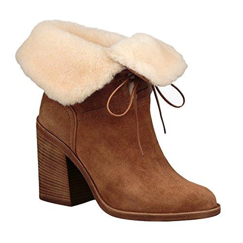 Boots Braun chestnut Womans UGG JERENE aOHFFq