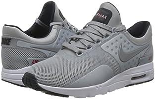 W Nike Air Max Zero Qs 'Silver Bullet' 863700 002 Size