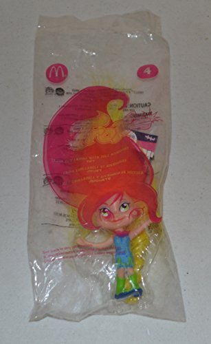 - Mcdonalds Trollz Trina Trollabell with Doll Accesory Toy #4 From 2006