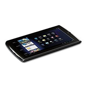 Coby Kyros 7-Inch Android 4.0 4 GB Internet Tablet 16:9, Black
