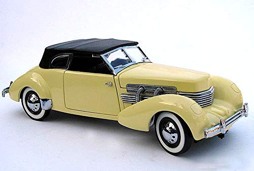 Franklin Mint 1/24 Scale 1937 Cord 812 Phaeton Coupe in - Coupe Mint Franklin