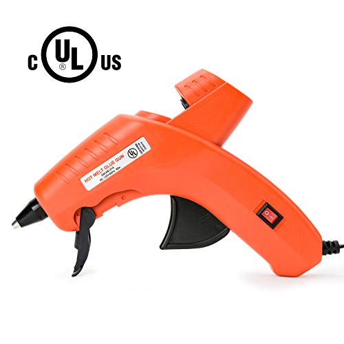 Hot Glue Gun,Full Size (Not Mini) 80W Power High Temp Heavy Duty Melt Glue Gun Kit for PDR,DIY Small Projects,Arts and Crafts,Home Quick Repairs,Artistic Creation ()