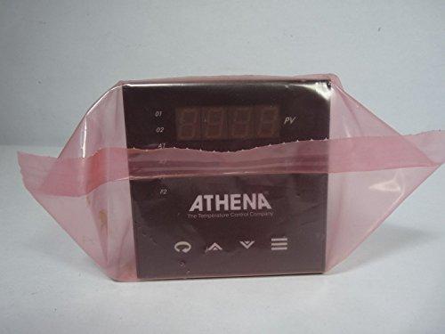 Athena 25CTBBTTB000 Temperature Controller w/Digital Display 1/4 DIN (Temperature Athena Controller)