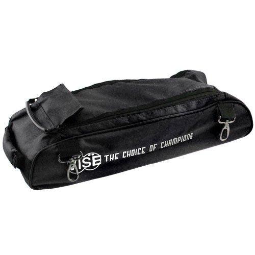 Vise Shoe Bag Add-On Three Ball Tote, Black