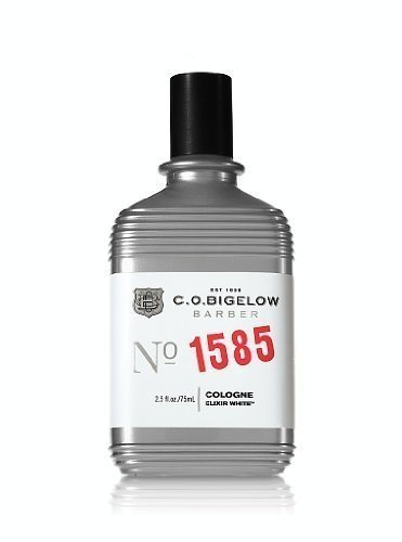 Bath and Body Works C.o. Bigelow Men's Cologne Elixir White Nº 1585