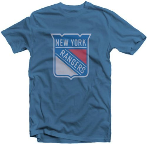 New York Rangers Classic Logo T-Shirt by Red Jacket Size XXL