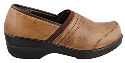 Easy Street Women's Origin Mule Tan Burnished
