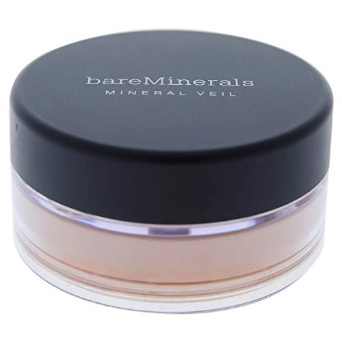 Veil Mineral Bareminerals (bareMinerals Tinted Mineral Veil SPF 25 Powder for Women, 0.21 Ounce)