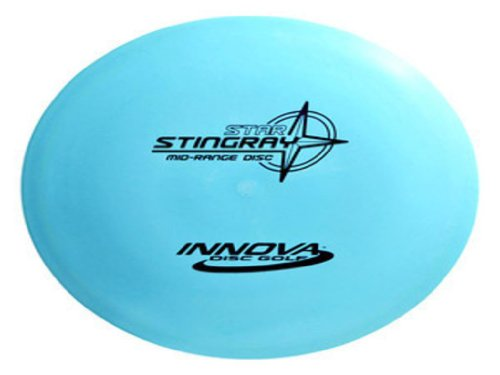 Stingray Star (Innova Disc Golf Star Line Stingray Golf Disc, 178-180gm (Colors may vary))