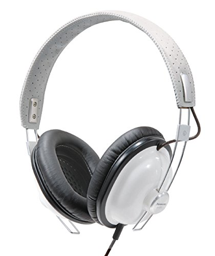 Panasonic Headphones RP HTX7 W1 Lightweight Comfortable