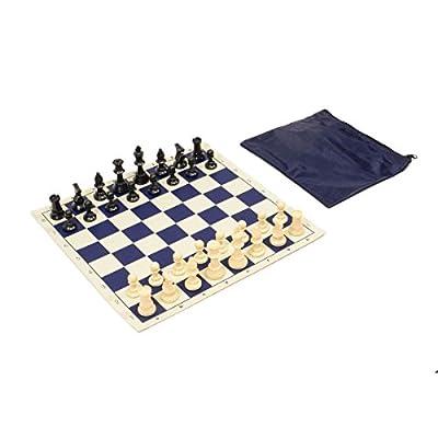 Wholesale Chess Analysis Chess Set Combo - Blue