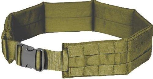 Tactical Assault Gear MOLLE Padded Patrol Belt, Medium, 32-36in, Coyote Tan (8125 Belt)